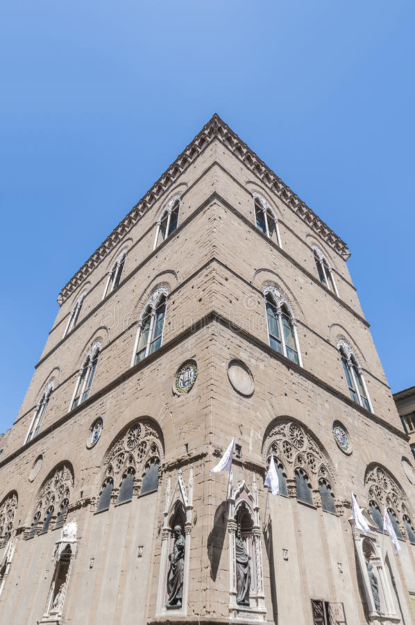 Download Orsanmichele Is A Church In Florence, Italy. Royalty Free Stock Photos - Image: 25659268