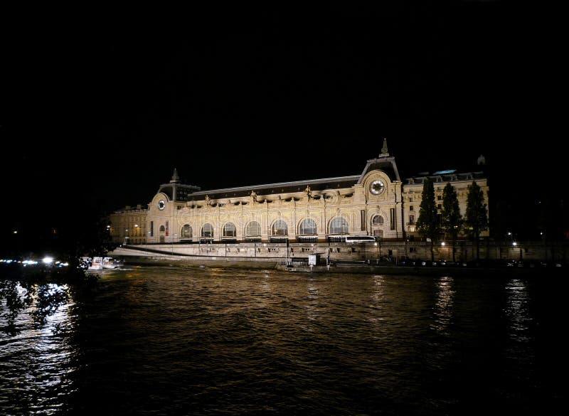 Orsay Museum stockfotos