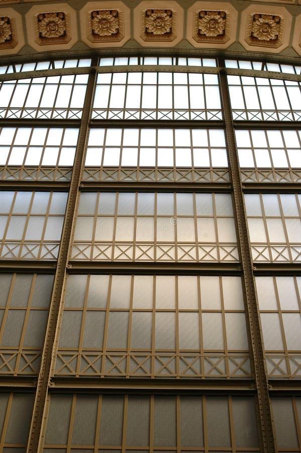 Orsay Museum, Main Hall, Paris stock photos