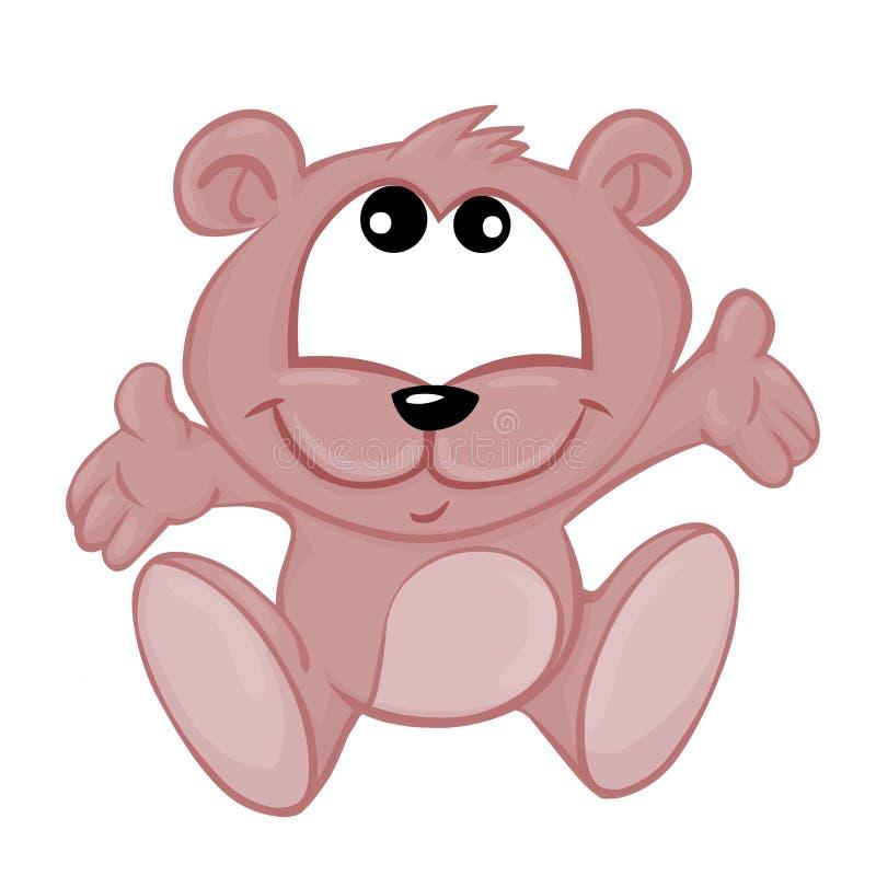 Orso del bambino illustrazione di stock