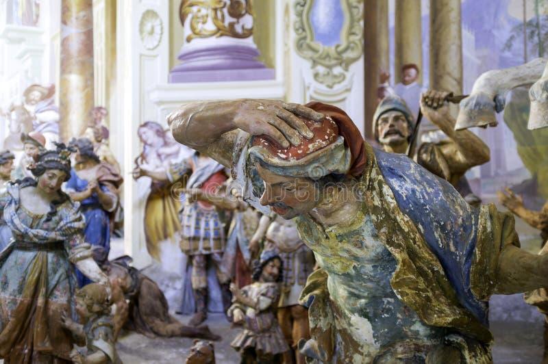 Orta San Giulio, imagem de stock