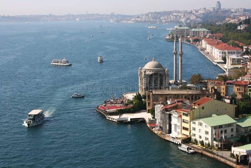 Ortakoy,Istanbul stock photos