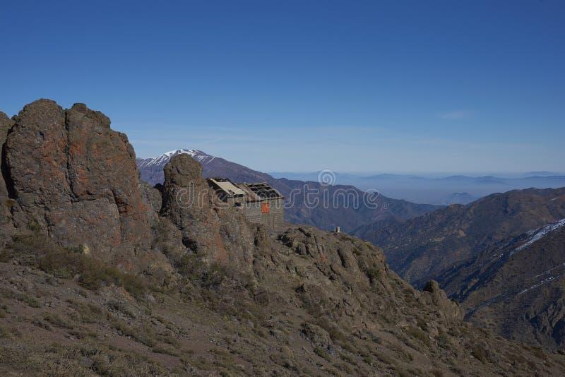 Orte Parque Yerba in Chile stockbilder