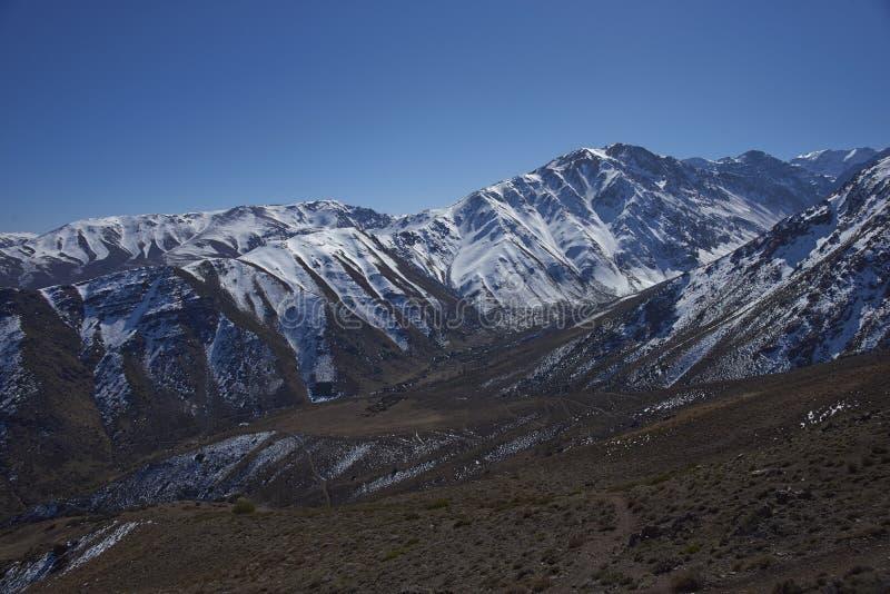 Orte Parque Yerba in Chile lizenzfreie stockfotografie