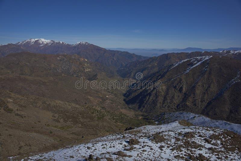 Orte Parque Yerba, Chile stockbilder