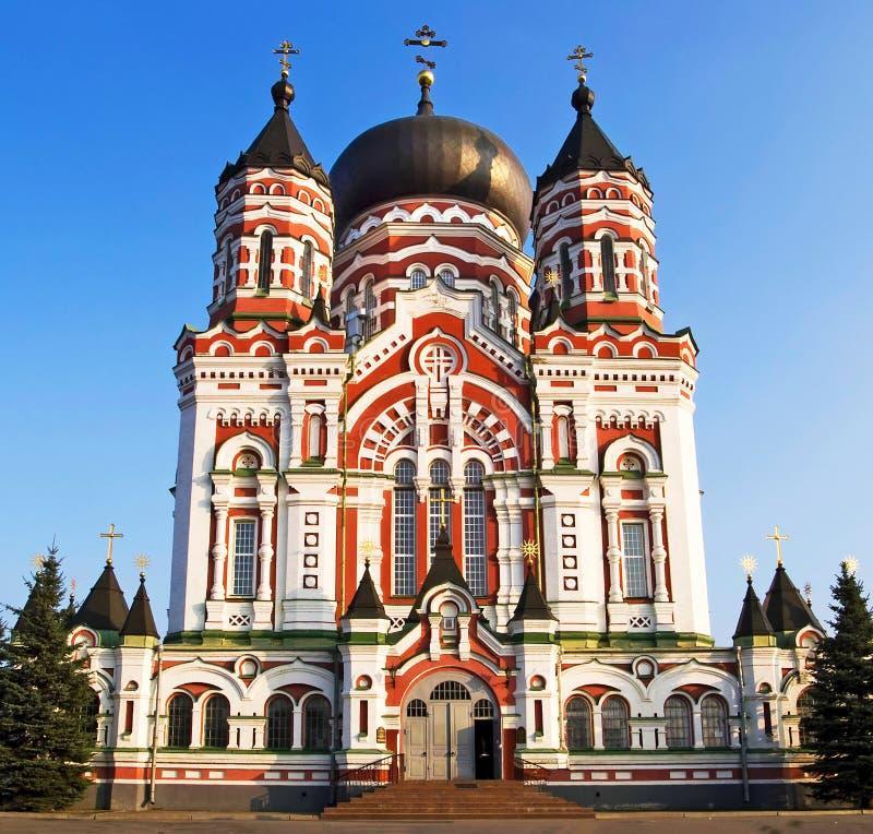 Download Orthodox Cathedral In Feofaniya Stock Photo - Image: 30803294
