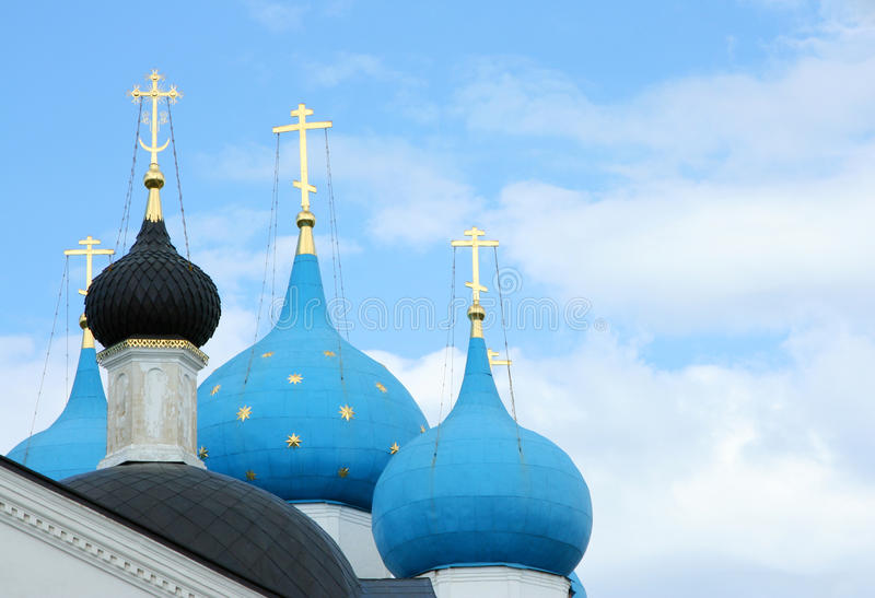 Download Orthodox Church stock image. Image of greek, dome, onion - 10548339