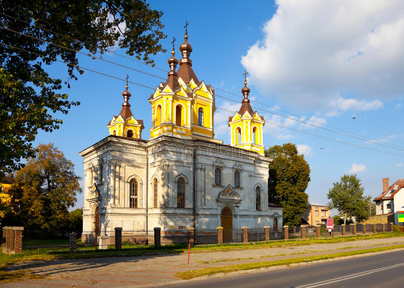 Download Orthodox Church stock image. Image of lublin, congregation - 21231093