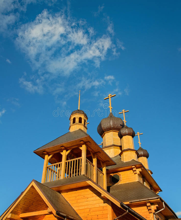 Download Orthodox church stock image. Image of dome, cross, christianity - 23921457