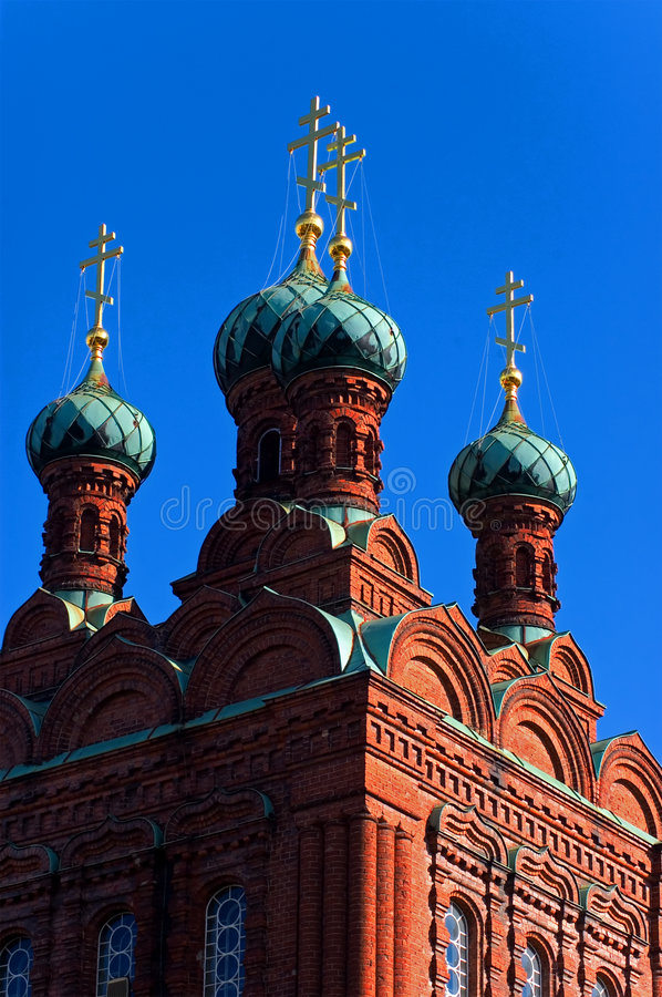 Free Orthodox Church Stock Photography - 2843752