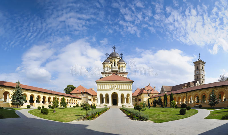 Download Orthodox Church In Alba Iulia, Transylvania Stock Photo - Image of prayer, christianity: 16188210