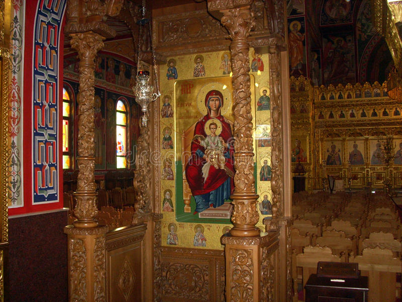 Orthodox Church2 royalty free stock photos