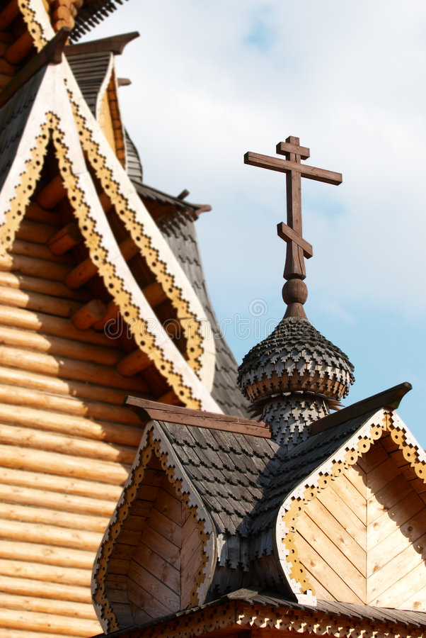Free Orthodox Church. Fragment. Royalty Free Stock Images - 3024759