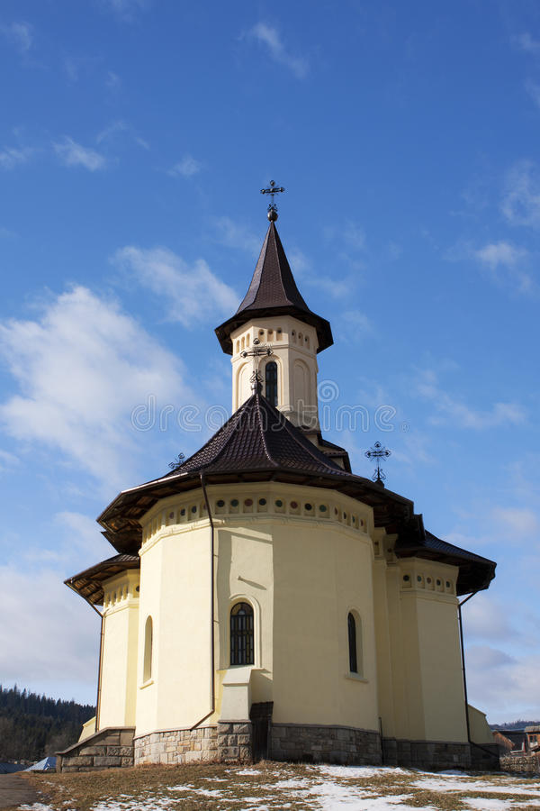 Download Orthodox Church In The The Of Humor, Next To Humor Stock Photo - Image: 19163314