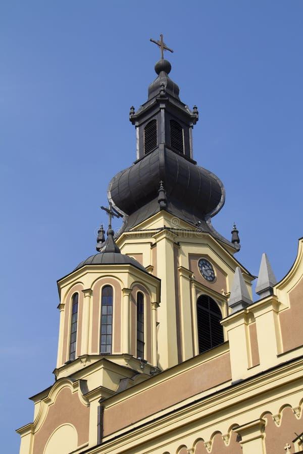 Free Orthodox Church In Sarajevo Stock Photo - 47922190