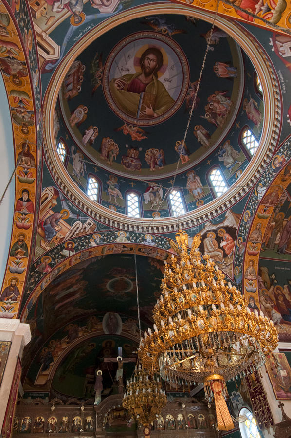 Download Orthodox church interior stock photo. Image of orthodoxy - 39501550