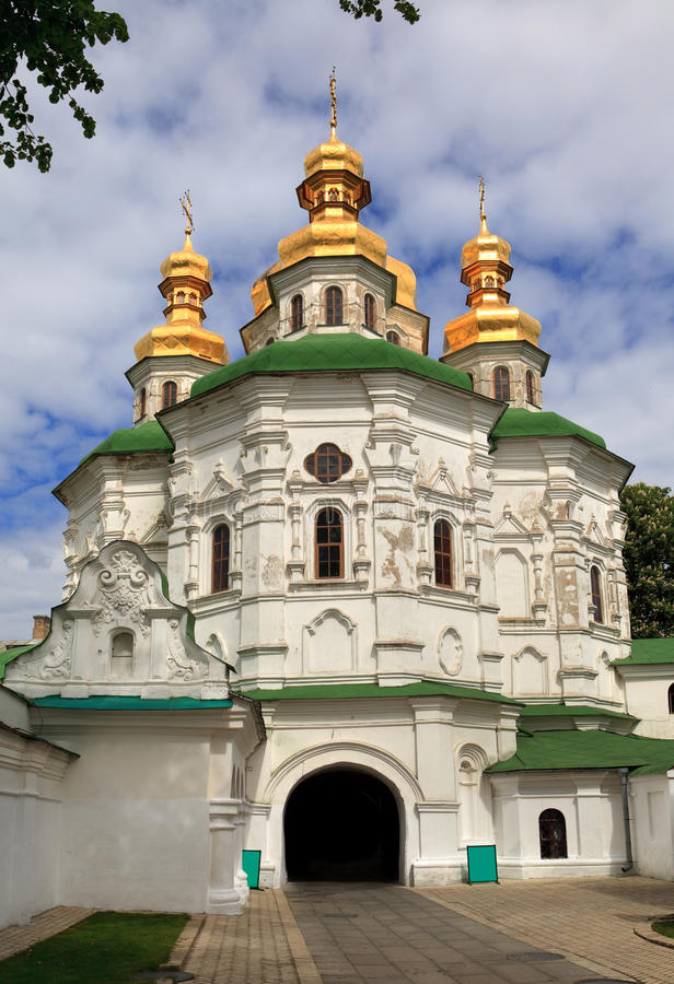 Download Orthodox church, Kiev stock image. Image of background - 19775191