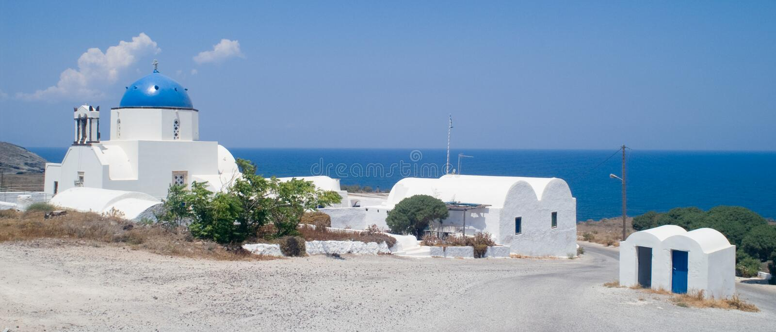 Download Orthodox church, kyklades stock image. Image of cyclades - 10724833