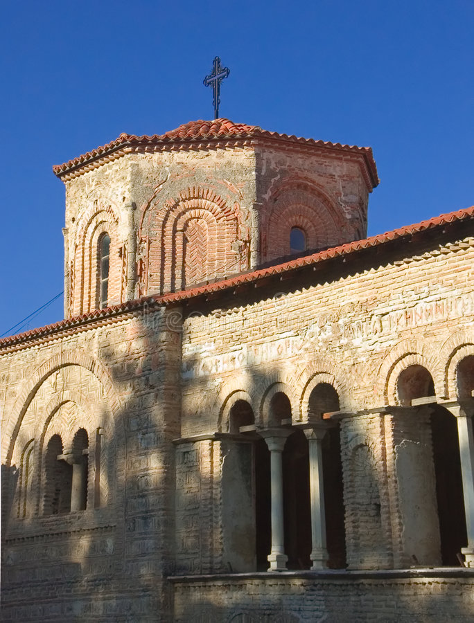 Download Orthodox Church In Ohrid, Macedonia Stock Photography - Image: 519432