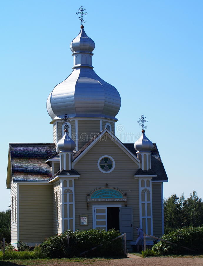 File:Onion domes of Cathedral of the Annunciation.JPG ...   Onion Dome Church Saskatchewan