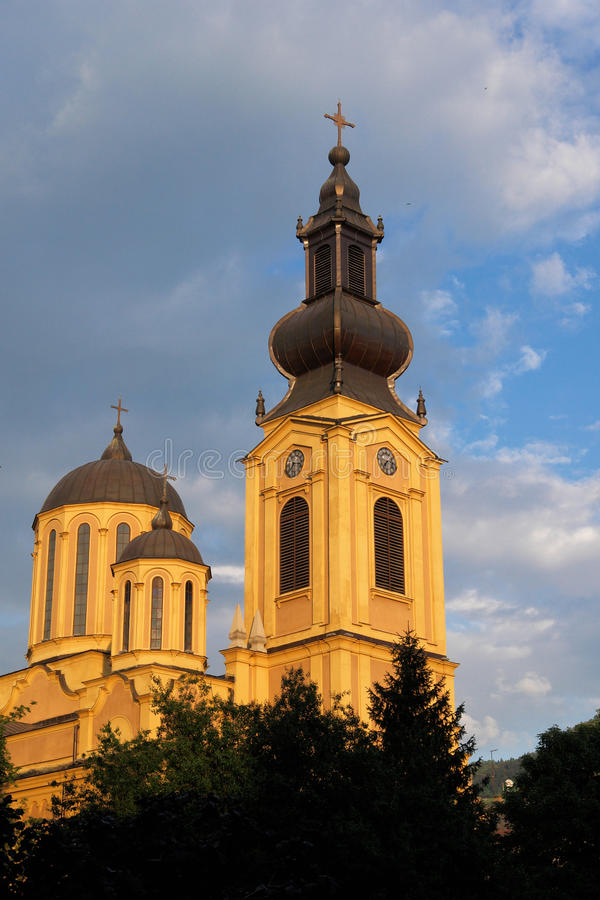 Orthodox church in Sarajevo - Bosnia Herzegovina