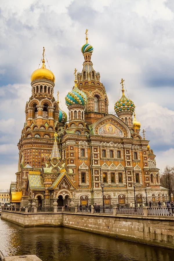 Download Orthodox Church Savior-on-the-blood Stock Photo - Image of brick, museum: 25889050