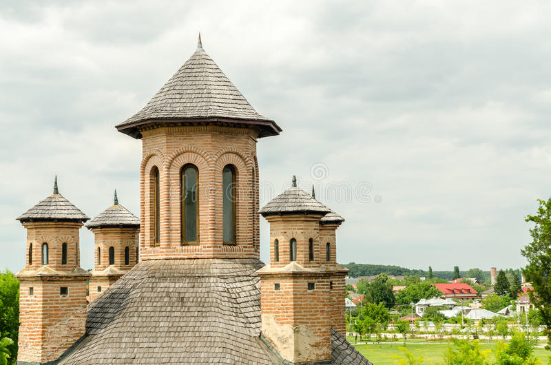 Download Orthodox Church Tower stock image. Image of construction - 32214407