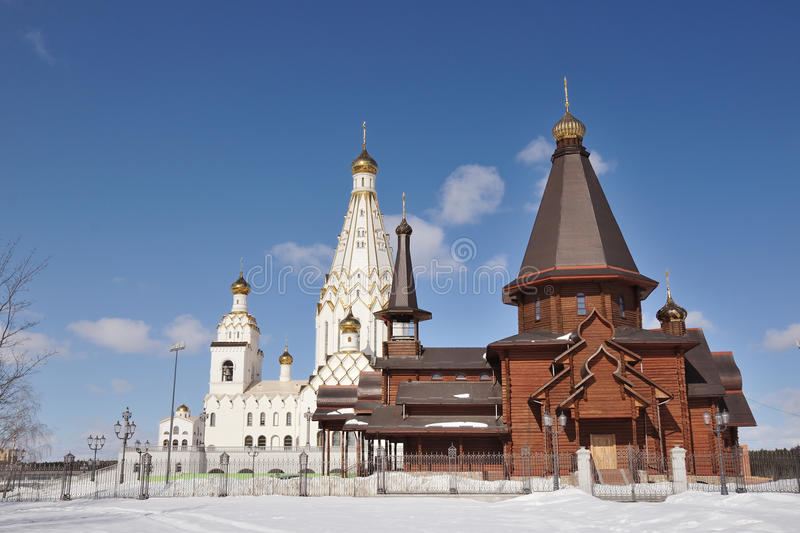 Download Orthodox churches stock photo. Image of belarus, cross - 16647098