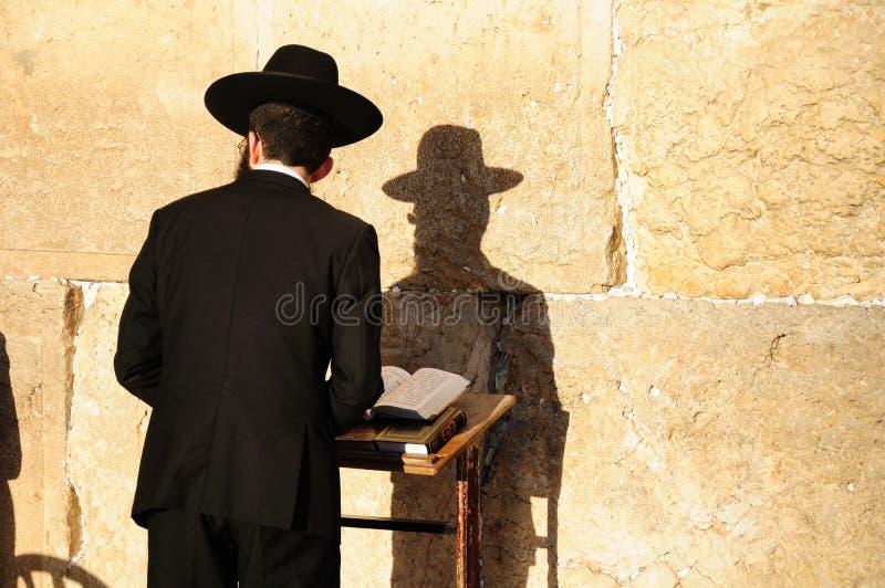 Orthodox jew. stock photos