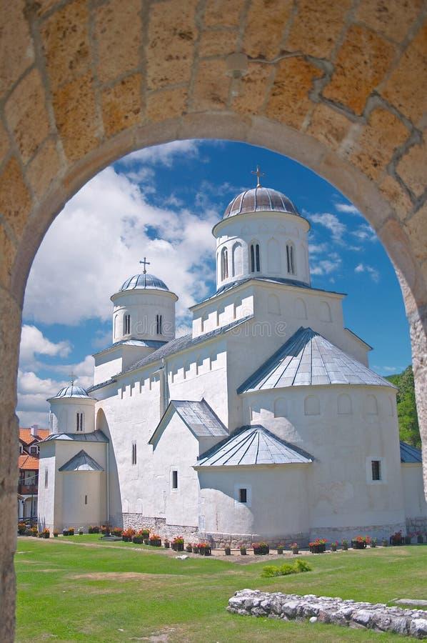 Free Orthodox Monastery Stock Photo - 3539640