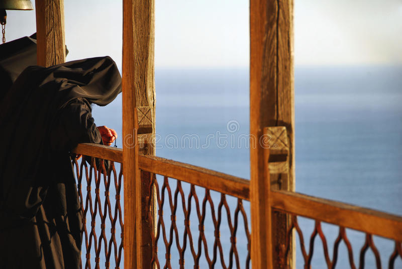Download Orthodox Monks stock photo. Image of monastery, holy - 19784602