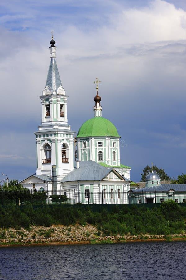 Orthodoxe kerk van St Catherine royalty-vrije stock foto's