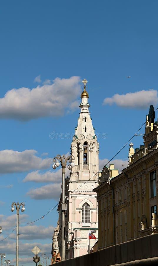 Orthodoxe Kerken stock foto's