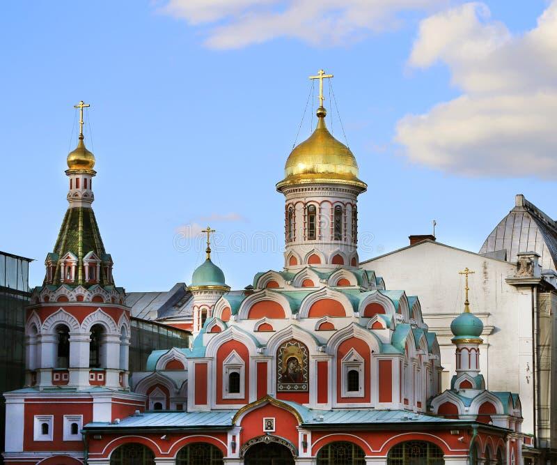 Orthodoxe Kerken royalty-vrije stock afbeeldingen