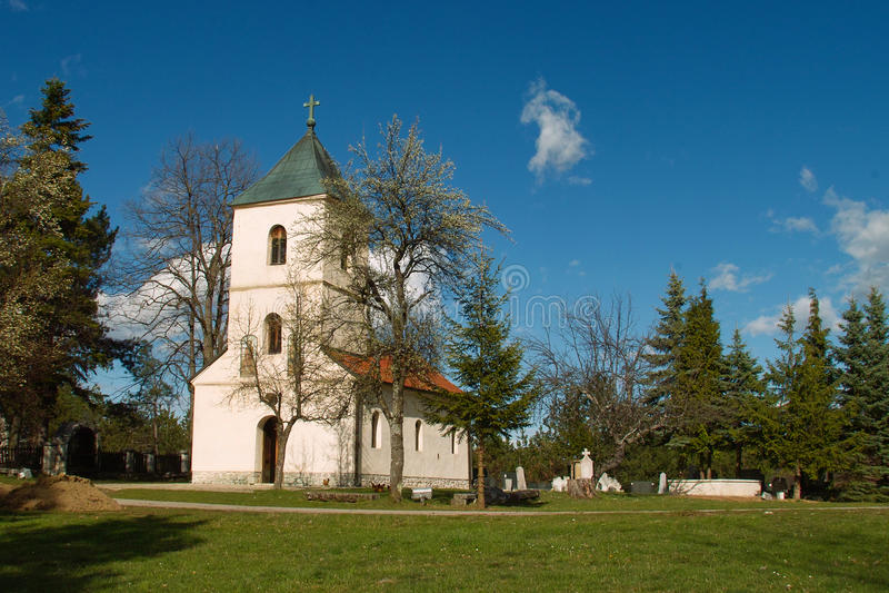 Orthodoxe kerkzlatibor stock foto's
