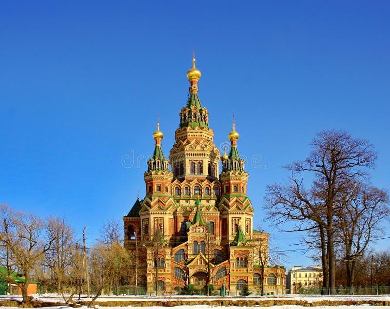 Orthodoxe Kirche lizenzfreie stockfotografie