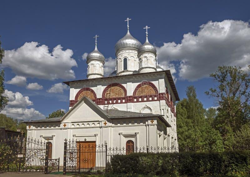 Orthodoxe Kirche 1 St.-Dreiheit stockfotos