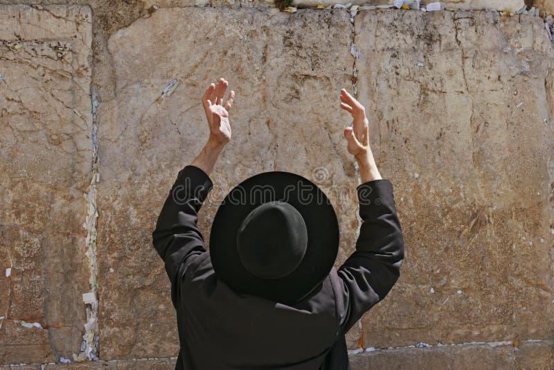 orthodoxes Beten stockbild