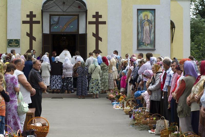 Orthodoxes Fest   stockfotos