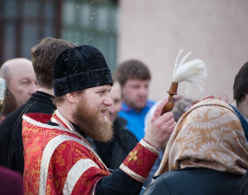 Orthodoxes Ostern stockfotografie