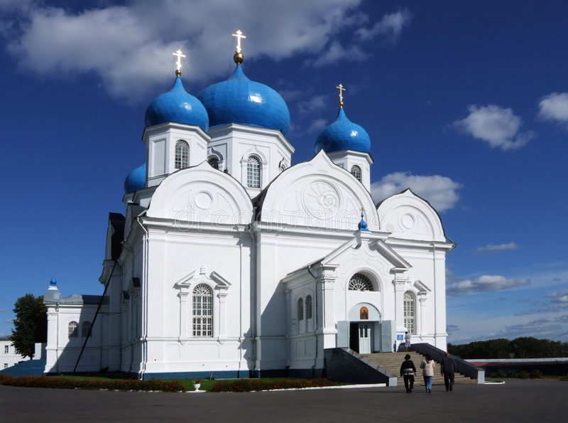 Download Orthodoxy monastery stock photo. Image of bell, cathedral - 4699512