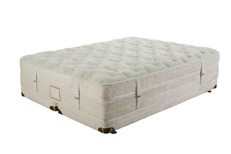 Orthopedic mattress royalty free stock images