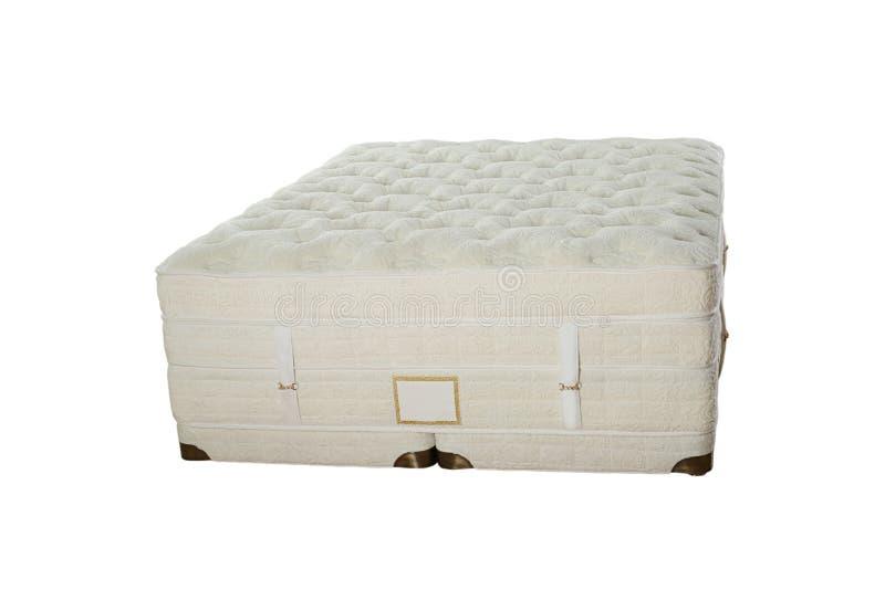 Orthopedic mattress stock image