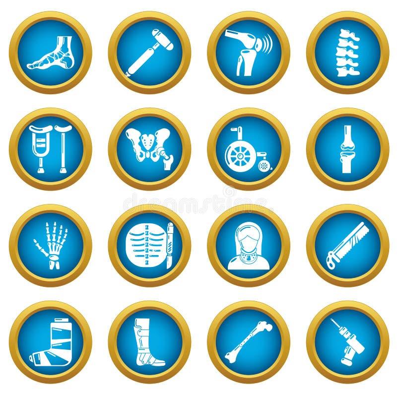 Free Orthopedist Bone Tools Icons Set, Simple Style Royalty Free Stock Photo - 117044515