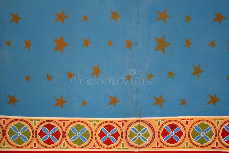 Ortodoksalnego kościół szczegóły zdjęcie royalty free