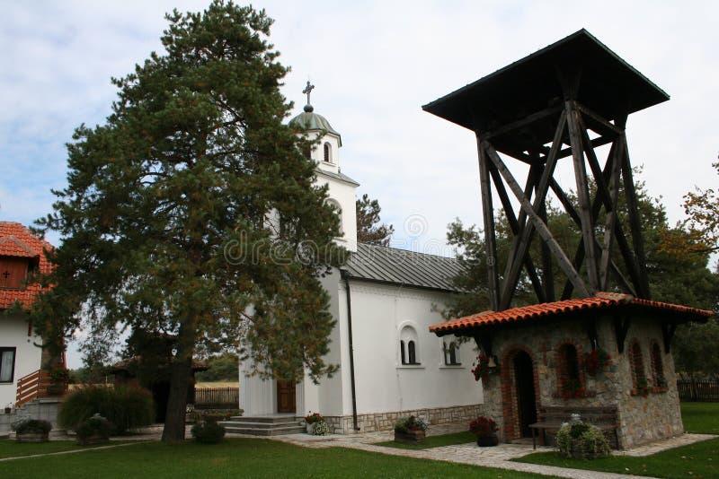 Ortodoksalny kościół Banjani obraz stock