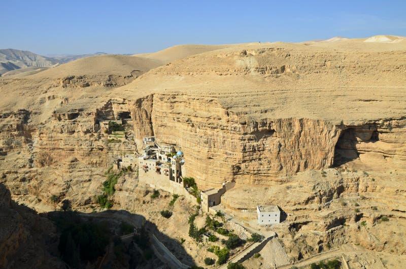 Ortodoksalny monaster St. George - jeden starzy monastery obraz royalty free