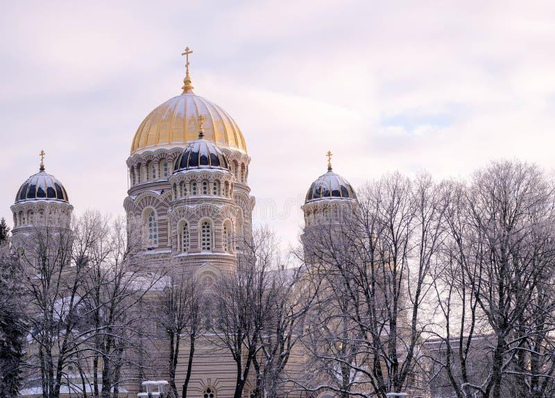 Download Ortodox cathedral stock image. Image of landscape, landmark - 83708493
