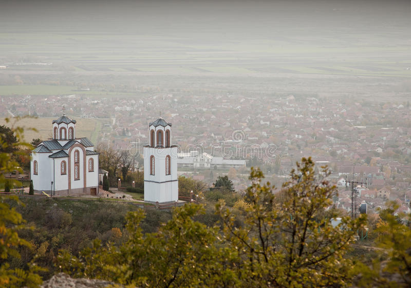 Download Ortodoxkyrka fotografering för bildbyråer. Bild av turism - 28143347