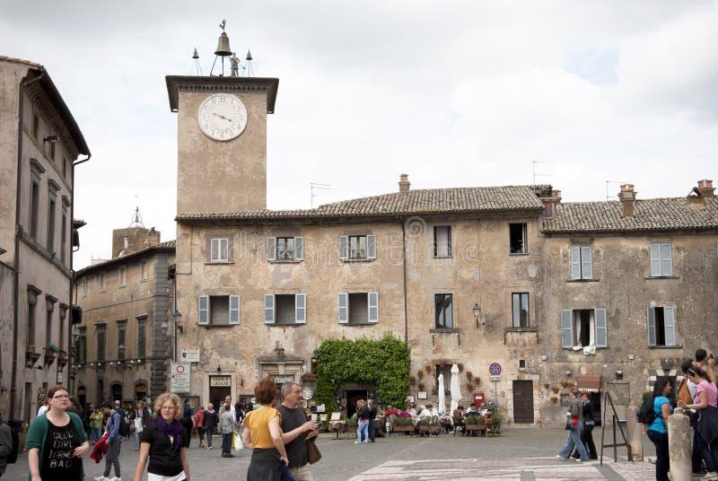 Orvieto στοκ εικόνες